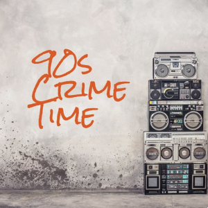90s Crime Time Cover