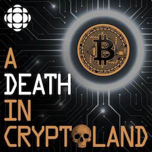 A Death in Cryptoland Cover