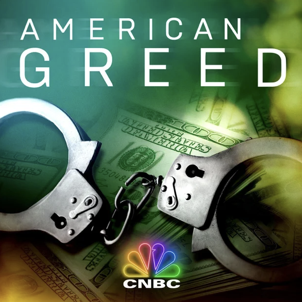 American Greed Podcast Cover