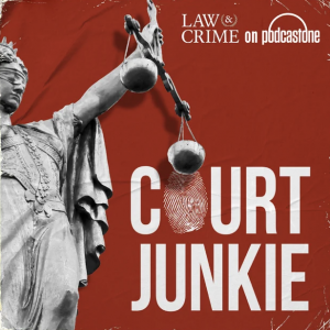 Court Junkie Cover