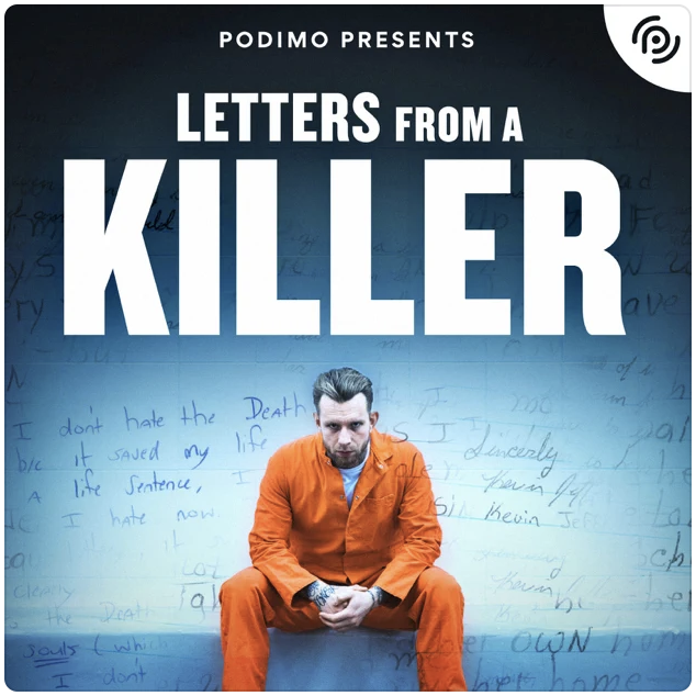 Letters from a Killer Cover