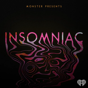 Monster Presents - Insomniac Cover