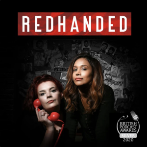 Redhanded Cover