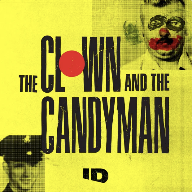 The Clown and the Candyman Cover