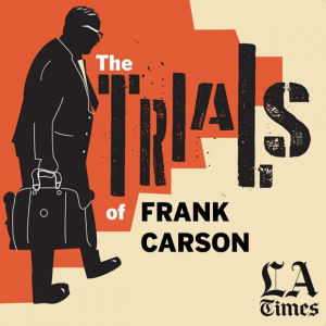 The Trials of Frank Carson Cover