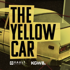 The Yellow Car Cover