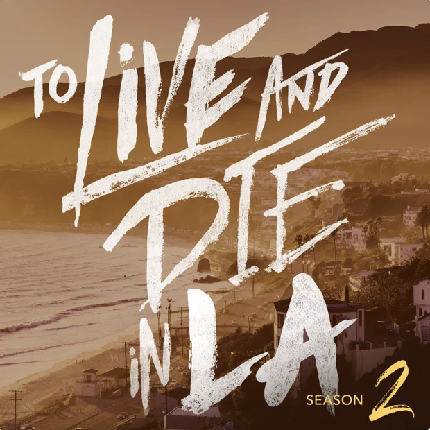 To Live and Die in LA Cover