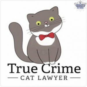 True Crime Cat Lawyer Cover