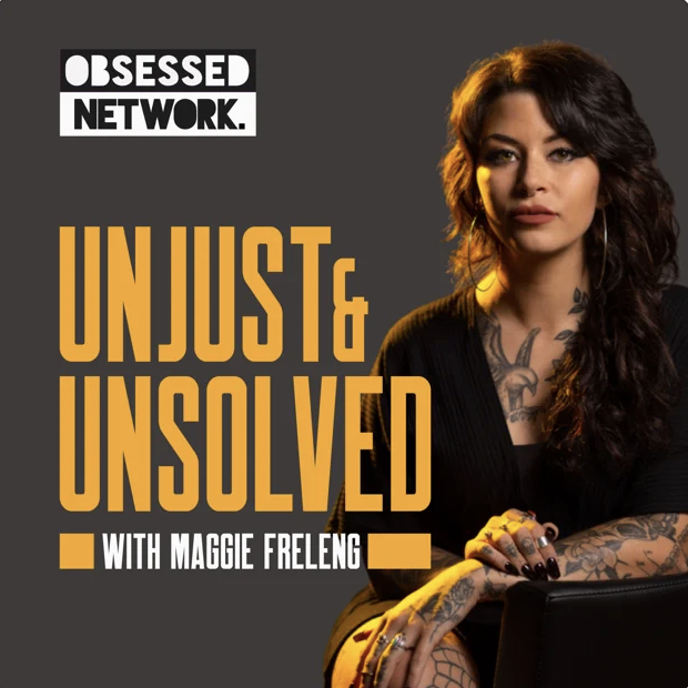 Unjust & Unsolved Cover