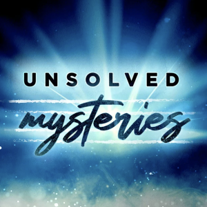 Unsolved Mysteries Cover