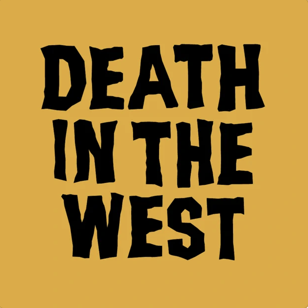 Death in the West Cover