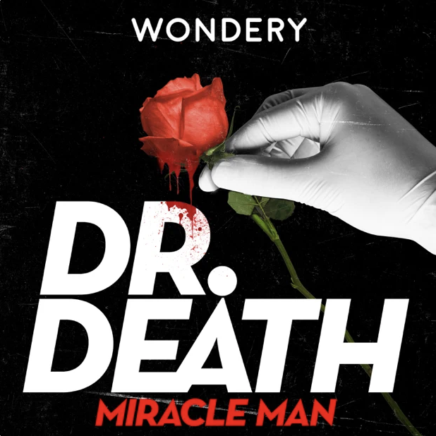 Dr. Death Miracle Man Cover
