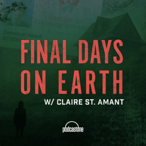 Final Days on Earth Cover