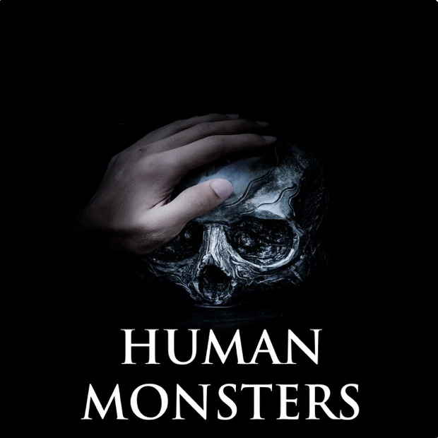 Human Monsters Cover