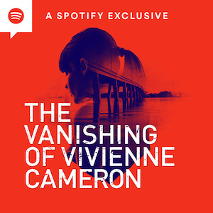 The Vanishing of Vivienne Cameron Cover