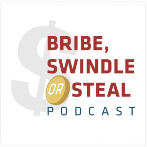 Bribe, Swindle or Steal Cover