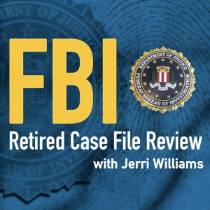 FBI Retired Case File Review Cover