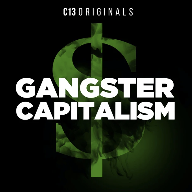 Gangster Capitalism Cover