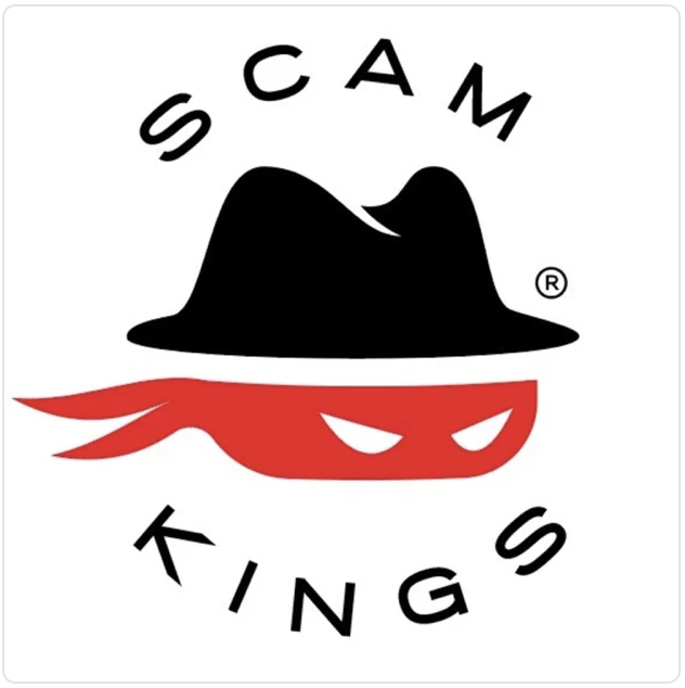 Scam Kings Cover
