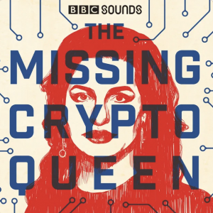 The Missing Crypto Queen Cover