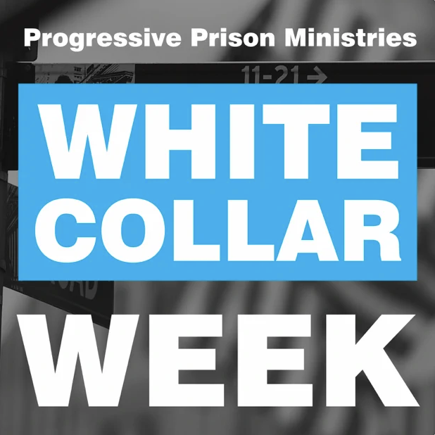 White Collar Week Cover