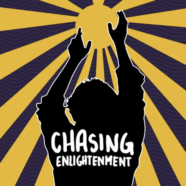 Chasing Enlightenment Cover