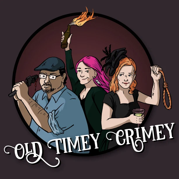 Old Timey Crimey Cover